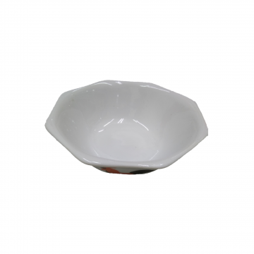 Rooster Octagon Bowl